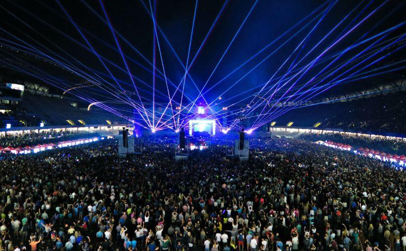 Untold Festival – Best Major European Festival. Armin ne va încânta din nou cu prezența samagică!