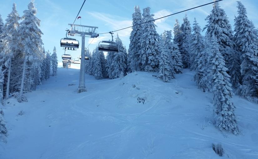 În weekend se va schia înPostăvaru