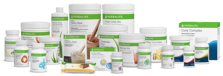 What-is-Herbalife-Herbalife-Products
