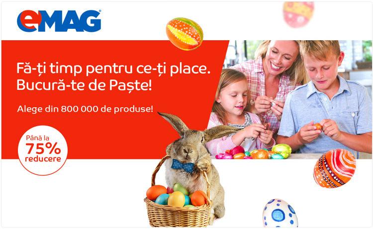 Cadouri pentru cei dragi în oferta de reduceri de Paște laeMAG