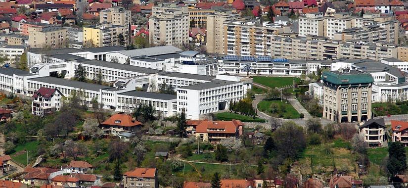 Taxe mari pentru viitorii studenți ai Universității Transilvania dinBrașov