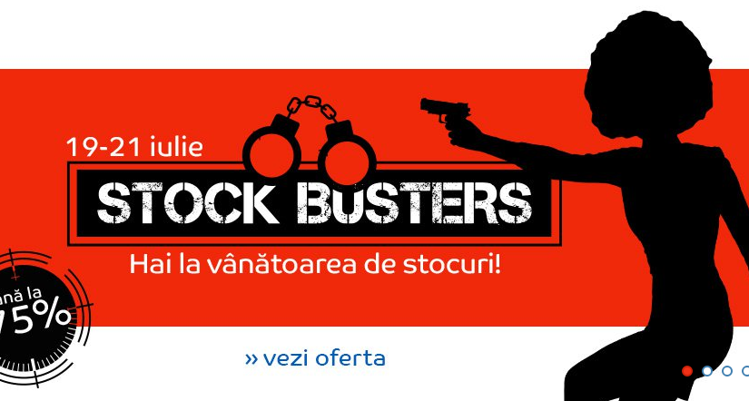 Stock busters laeMAG