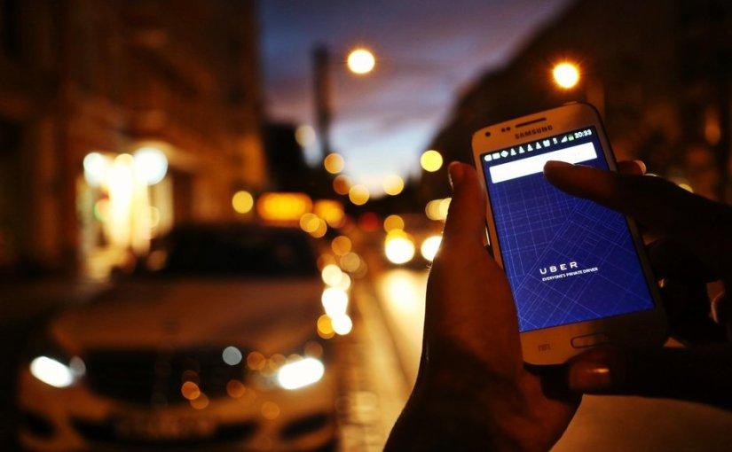 Uber e gratuit în Brașov în acestweekend!