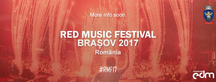 Red Music Festival la Brasov. Un fel de Untold, da nu prea…?