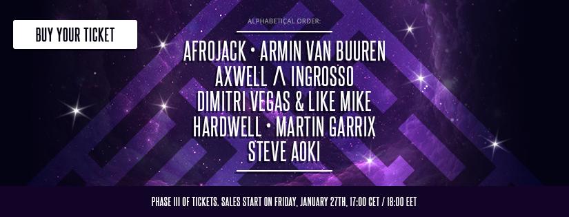 Armin se întoarce la Untold pentru a 3-a oară. Toți cei 7 headlineri au fost anunțați. Lineupfinal.