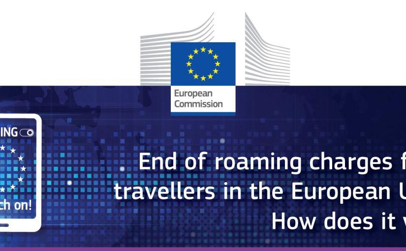 Tarifele de roaming dispar din 15 iunie2017
