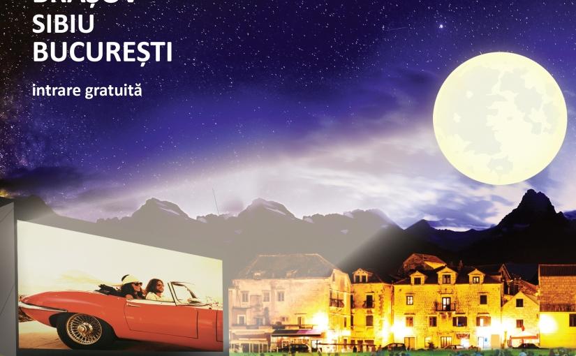 Caravana Metropolis vine la Brașov cu filme de Oscar și cinema în aerliber