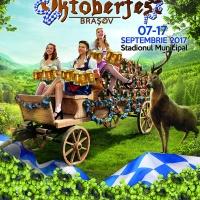 Începe Oktoberfest Brașov 2017 - locație nouă, distracție mai multă