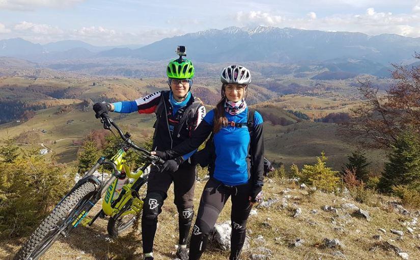 Cu bicicleta prin țara Branului. O experiențăinedită