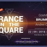 Sâmbătă ne vedem la Trance In The Square Party la Brașov, în Alt Square.