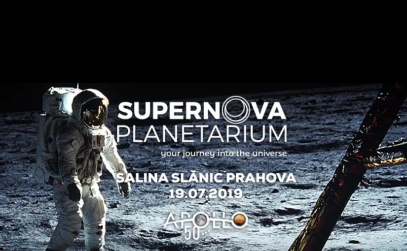 Se deschide Supernova Planetarium, cel mai mare planetariu dinRomânia