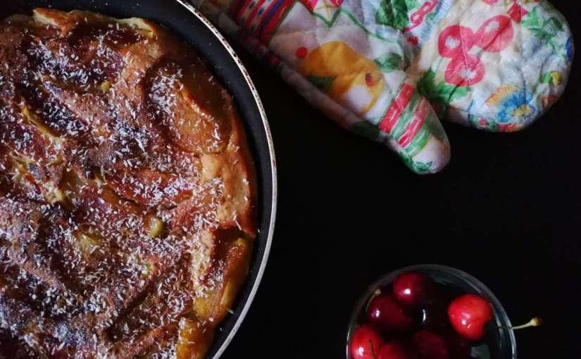 Tartă cu mere și scorțișoară | Din cămarăadunate