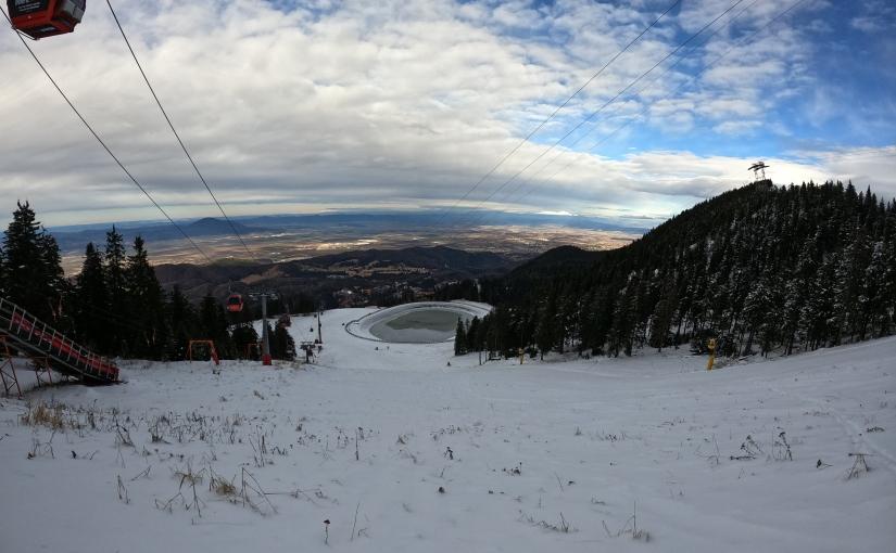 Sezonul de ski în Poiana Brașov va începe la 1 ianuarie. Află cât vor costa cartelele și ce facem cu cele rămase de sezonultrecut