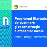 STARTARIUM RE:BUILD | TOT ce trebuie să știe un antreprenor